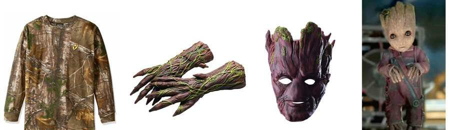 Guardians of the galaxy costumes quick and easy diy baby groot costume collection solutioingenieria Gallery
