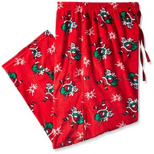 ... memories wearing the microfleece and the ultra soft pajama pant.  Featuring the Santa Claus print and two side seam pockets it would be great  to have ... df83d491d