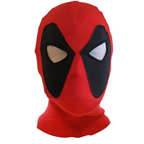 Deadpool Spandex Mask