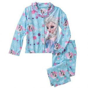 Girls Elsa with Olaf Pajamas (Product Page) c3693760b