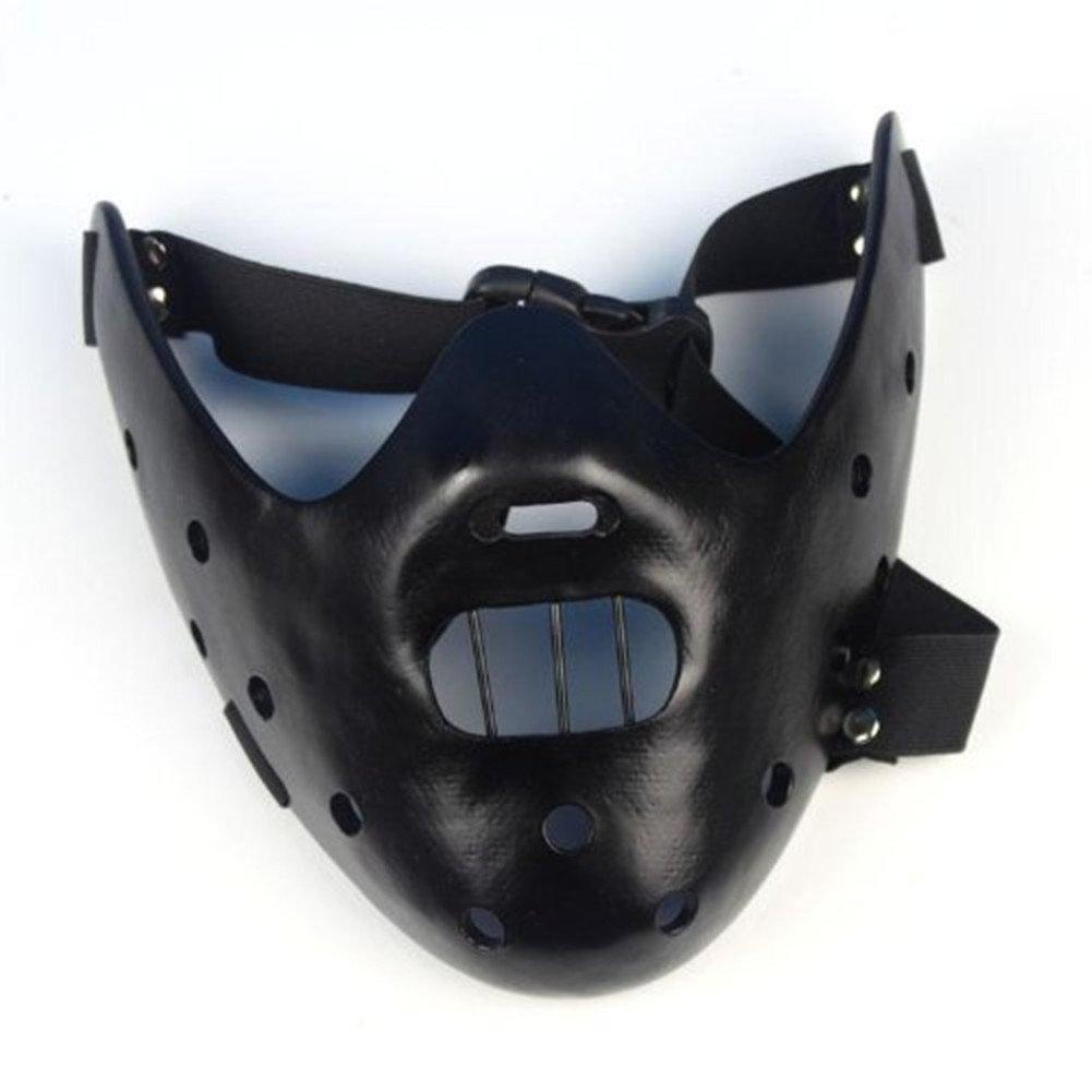 Hannibal Lecter Mask Replicablack