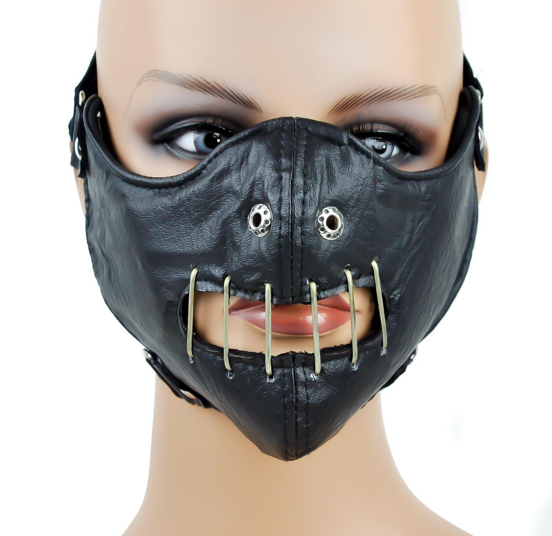 Hannibal Lector Motorcycle Mask