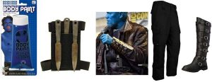Items for Yondu Cosplay
