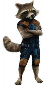 Rocket raccoon costume mask gloves tail and more rocket raccoon vol 2 vest product page solutioingenieria Gallery