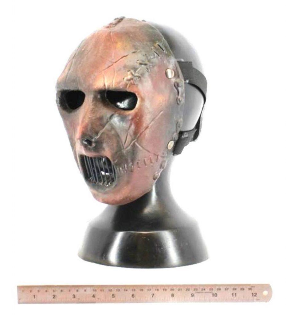 Slipknot Paul Gray Halloween Mask Prop 931x1024