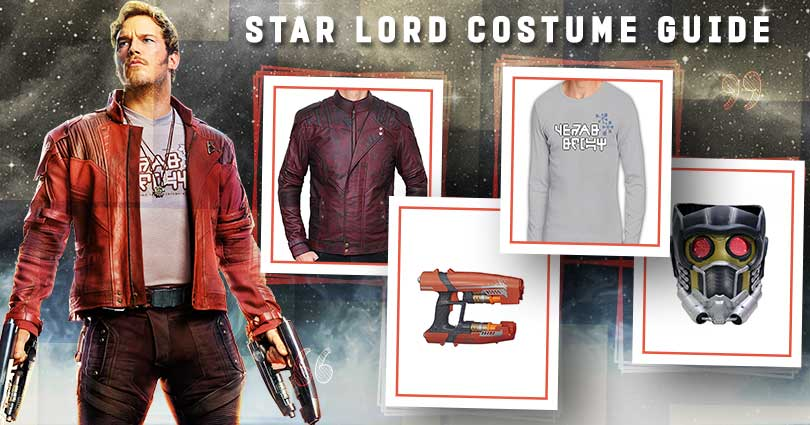 Star Lord Costume | Guardians of the Galaxy Peter Quill Guide