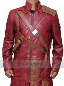 Star-Lord Red Coat