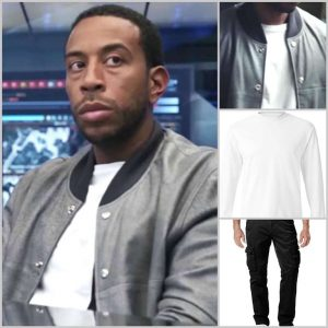 Tej Parker Outfit From Fate of the Furious