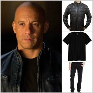 Vin Diesel Fast 6 Clothes