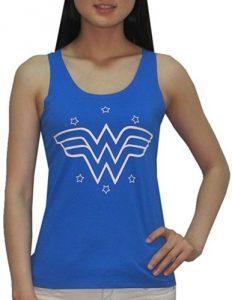 Wonder Women Summer Sleeveless Tank 232x300