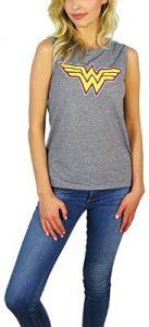 Wonderwoman Sleeveless Shirt Tank 137x300