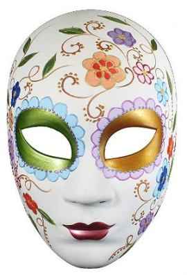 dead of the day mask women