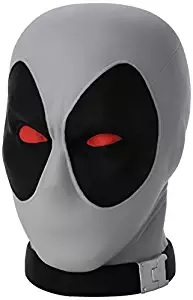 deadpool mask white red black