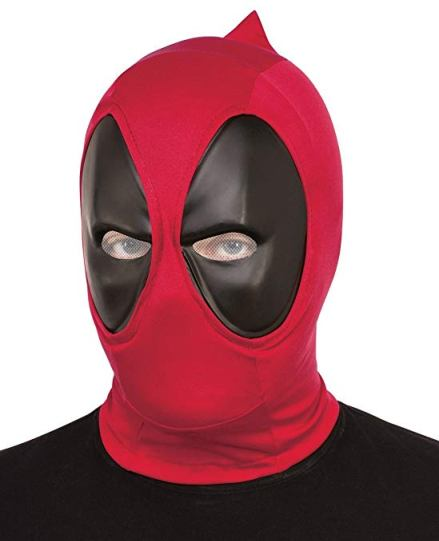 deadpool party mask