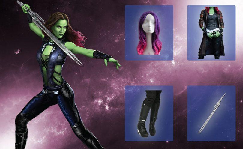 Gamora Costume 810x497