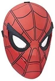 mask spiderman hero