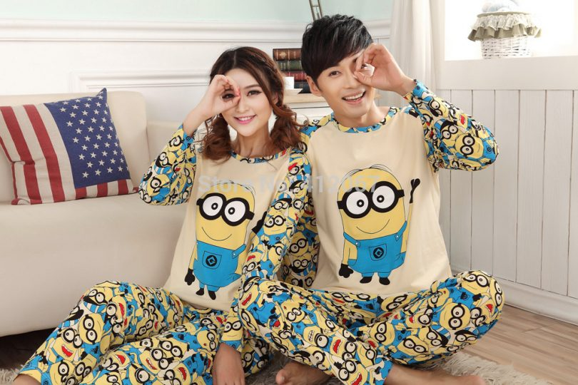 A Remarkable Guide Of Minion Pajamas For Everyone 44f3bfc2f