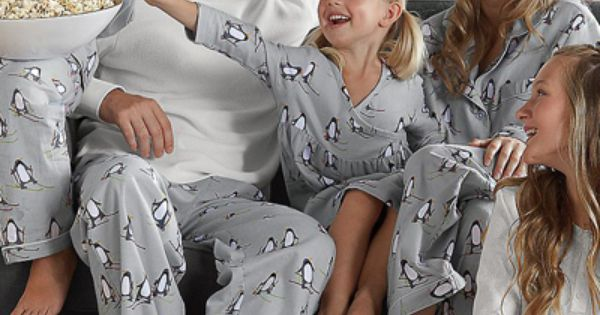 Penguin Pajamas - Chill Out Wearing The Adorable PJ s af9b4706f