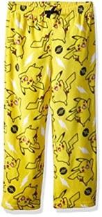 pokemon pants yellow