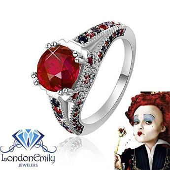 red queen ring