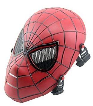 spiderman mask new latex