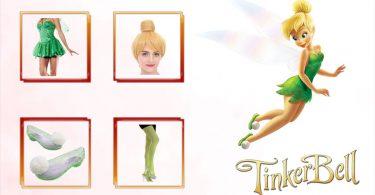 Tinker Bell Costume 375x195