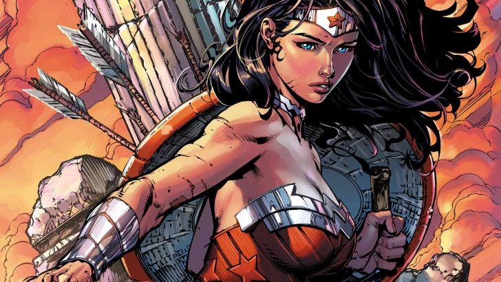 Wonder Woman Tank Top