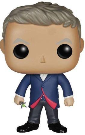 12th doctor funko