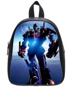 3D Transformers Science Fiction Backpack 250x300