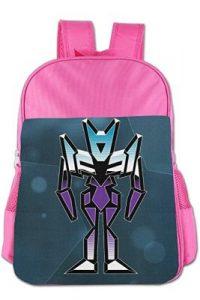 8Bit Transformers Backpack Pink 200x300