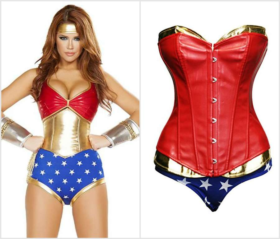 Adrianne Palicki Cosplay Suit