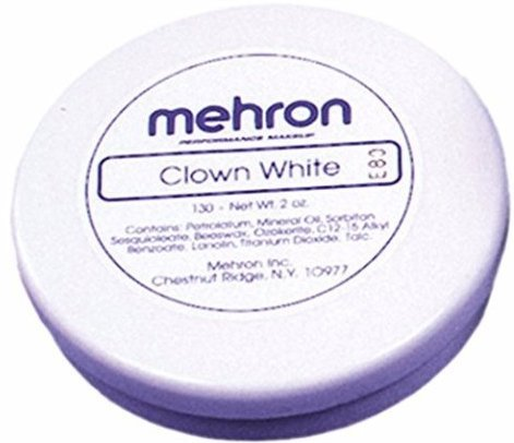 Clown White Make Up