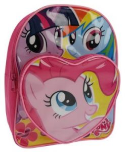 Colorful My Little Pony Backpack 247x300