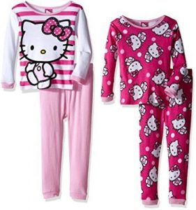 36de6a884 Hello Kitty Pajamas - Sleep Well & Look Adorable