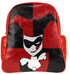 Harley Quinn Classic Outdoor Backpack 285x300