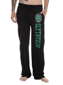 Harry Potter Slytherin Pajama Pants 222x300