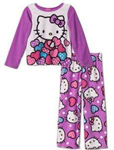 Hello Kitty Pajamas - Sleep Well   Look Adorable 35a78f3b5