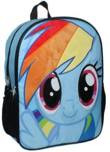 My Little Pony Dash Backpack 218x300