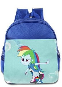 My Little Pony Equestria Girls Spin Off Backpack 217x300