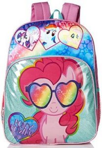 My Little Pony Pinkie Pie Pony Backpack 207x300
