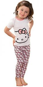 3f431496b Hello Kitty Toddlers Pajamas (Product Page). Here are the two-piece pajama  set that will put a ...