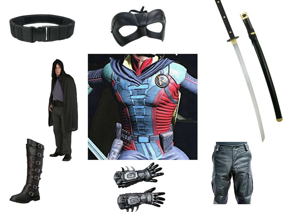 Though the young guy looks cool in the outfit resembles from the one in Arkham City. Sure youu0027ll love to play his character and hereu0027s what you need.  sc 1 st  Film Jackets & Injustice 2 Costumes | Hereu0027s How You Can Gear Up