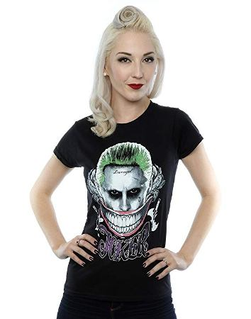 Suicide Squad Shirts Joker Women