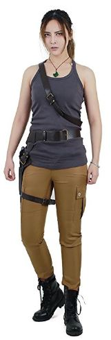 Tomb Raider Costume Cosplay Guide Of The Famous Explorer
