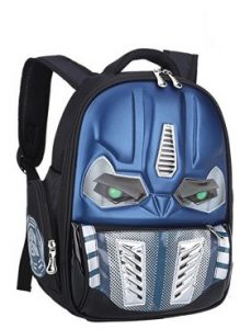Transformers Shape School Backpack 219x300
