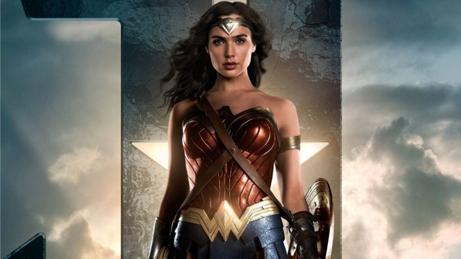 Wonder Woman 2017 Costume