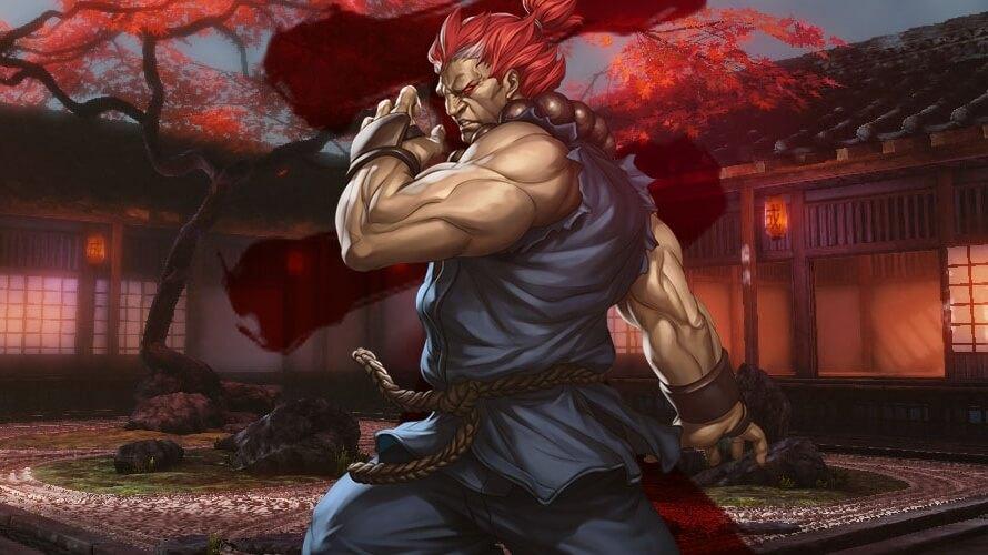 Akuma Dangerous Warrior Adult And Kids Akuma Cosplay