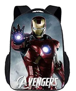 avengers iron man bag