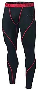 base layer trouser red leggings