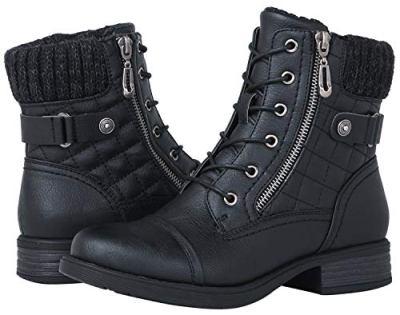 cammy black boots